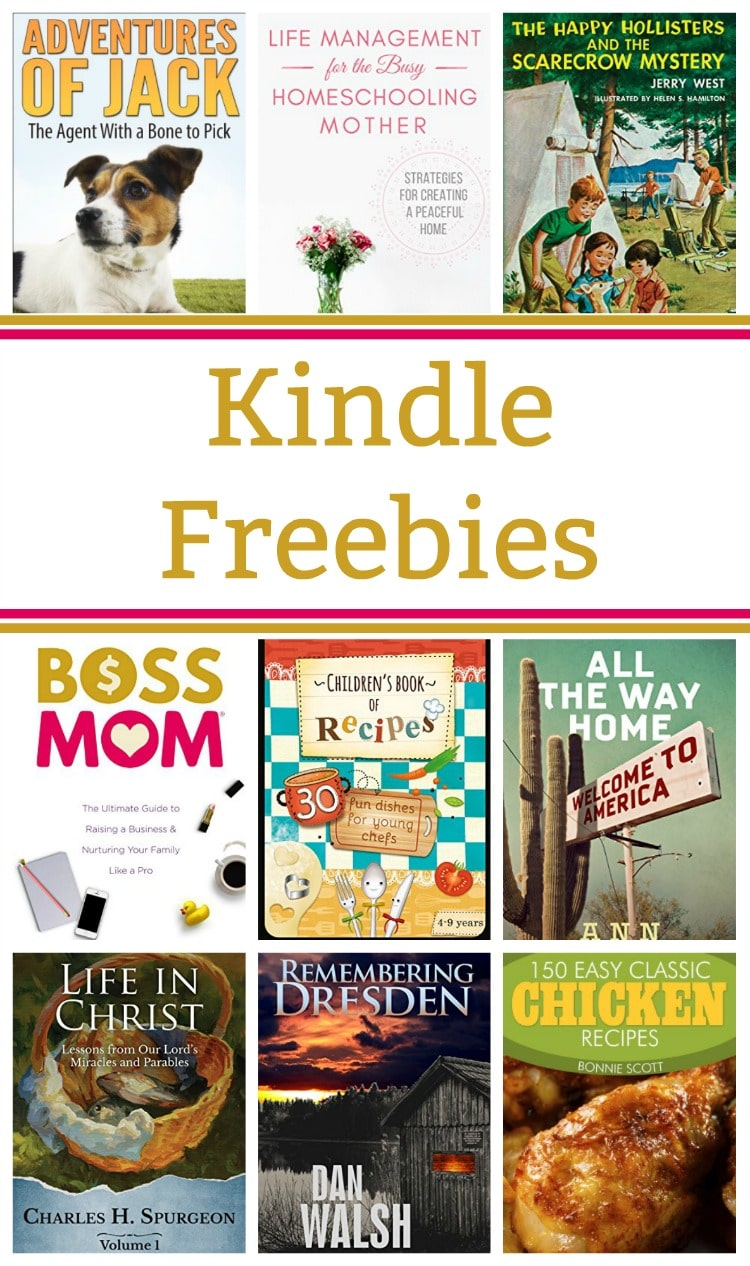 13 KINDLE FREEBIES: Goodnight Zoo, Boss Mom, & More!