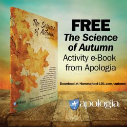 Free Autumn Science Activity eBook
