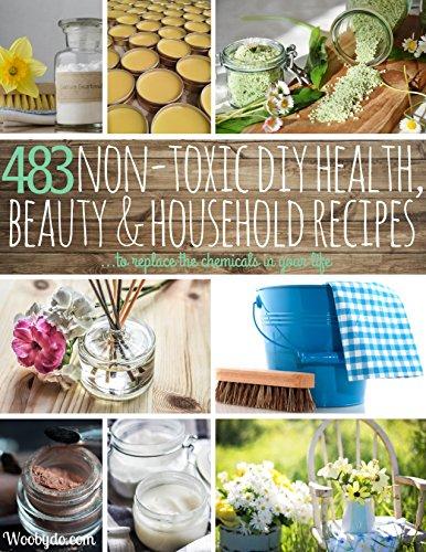 483 Non-Toxic DIY Recipes