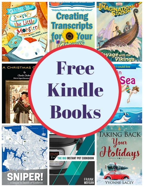 16 Kindle Freebies: Voyage with Vikings, The Elements of Style, & More!