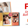 Free 5x7 Custom Softcover Photo Book - Just Pay $3.99 Shipping!