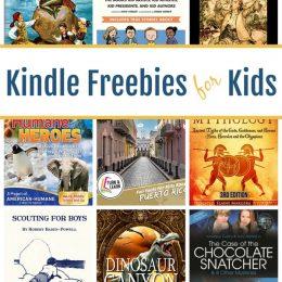 15 Kindle Freebies for Kids: Dinosaur Canyon, Kid Legends, & More!