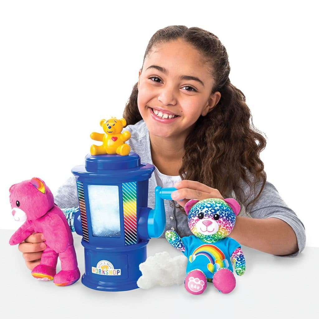 Build-a-Bear Personal Stuffing Station Only $15.20! (49% Off!)