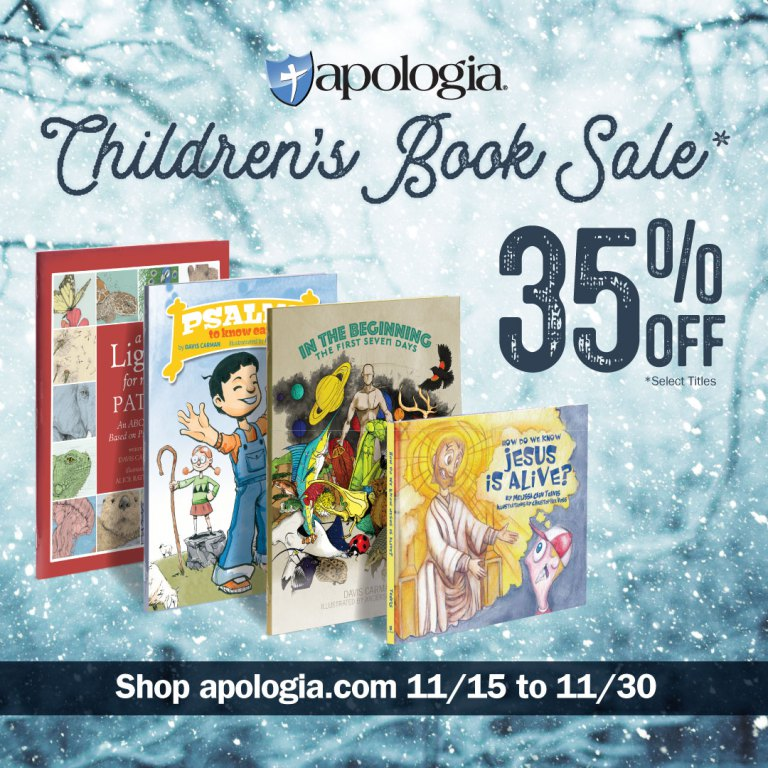 35% Off Apologia Children's Books