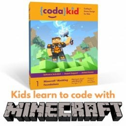 Minecraft Coding Course Only $49! ($200 Off!)