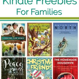 14 Kindle Freebies: Adventure North, The Homemade Housewife, & More!