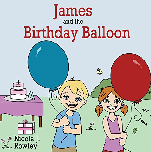 James and the Birthday Balloon