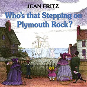 Who's That Stepping on Plymouth Rock