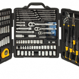 Stanley 170 Piece Mixed Tool Set Only $59.49! (Reg. $109!)