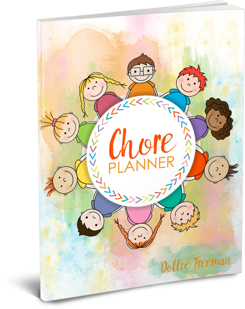 Free Family Chore Planner