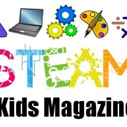 Free Online STEAM Magazine for Kids