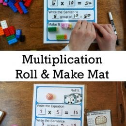 Free Multiplication Mats