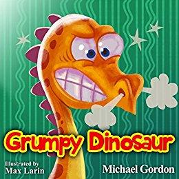Grumpy the Dinosaur