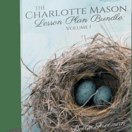 Free Charlotte Mason Lesson Plan Bundle