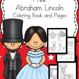 Free Abraham Lincoln Mini-Book