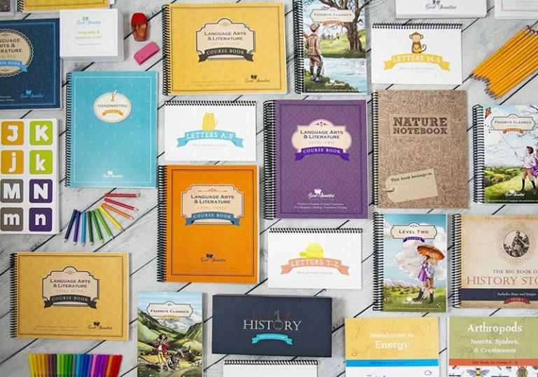 FREE Homeschool Curriculum, HUGE Booklist, & Awesome Giveaway!