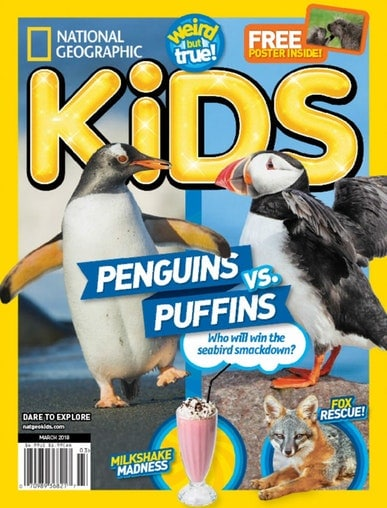 National Geographic Kids Magazine Only $15.95! (54% Off!)