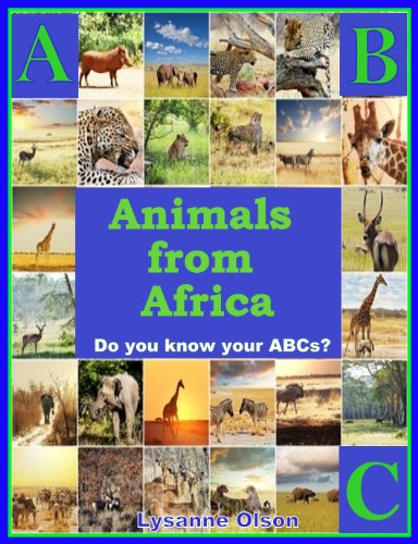 ABCs of Animals from Africa