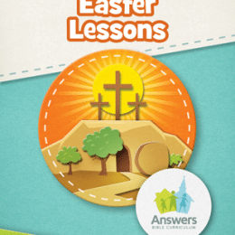 Free Easter Bible Lessons