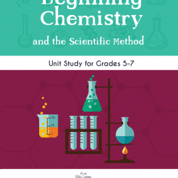 Free Beginning Chemistry Unit ($19 Value!) – TODAY ONLY!