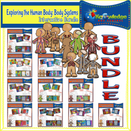 Exploring the Human Body Lapbook Bundle Only $22.50! (484 Pages!)