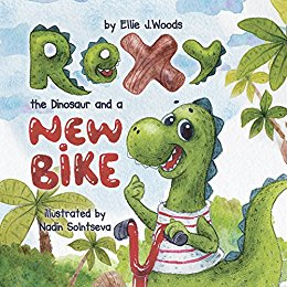 Rexy the Dinosaur and a New Bike