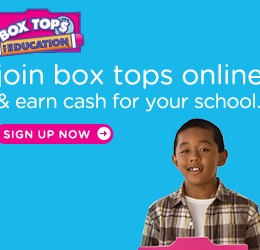 Use Box Tops Online for Your Homeschool Group or Organization