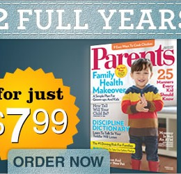 Two Years of Parents Magazine Only $7.99 (+ Ultimate Birthday Party Planner FREE)