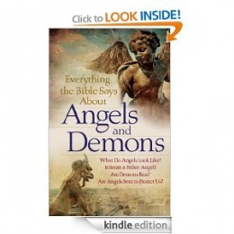 (Amazon Kindle Free) Everything the Bible Says About Angels and Demons