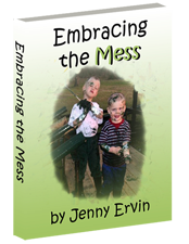 (Limited Time) 50% Off Embracing the Mess eBook!