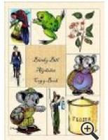 Free Blinky Bill Alphabet Copywork book