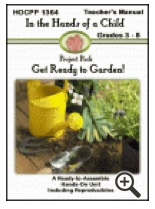 (Free) Get Ready to Garden Lapbook