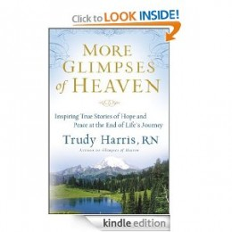 (Amazon FREE) More Glimpses of Heaven: Inspiring True Stories of Hope and Peace at the End of Life's Journey