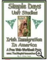 (Free) Irish Immigration in American Unit Study