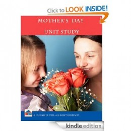 FREE Mother's Day Activities Unit Study