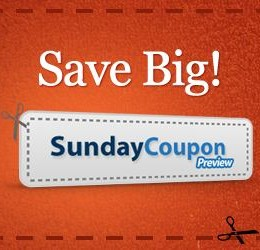 TONS of Coupons for the Weekend!