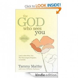 (FREE Limited Time) The God Who Sees You: Look to Him When You Feel Discouraged, Forgotten, or Invisible