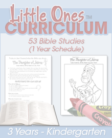 Free Bible Curriculum