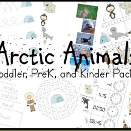 Free Preschool and Kindergarten Printables
