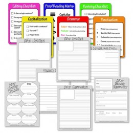 Homeschool Freebie: Free Story Writing Printables