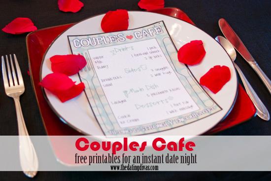 Free Date Night Printables