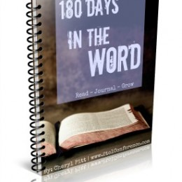 180 Day in the Word