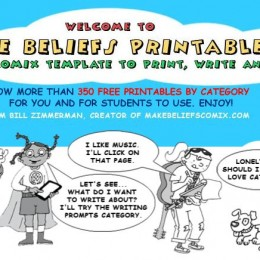 Free printable comics