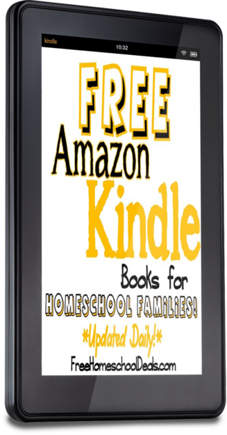 Free Kindle Books for Homeschool Families