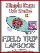 Free Field Trip Lapbook