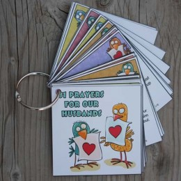 Free Prayer Cards for Your Husband