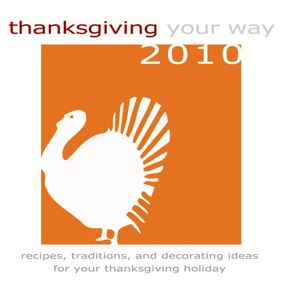 Free Thanksgiving Ideas eBook
