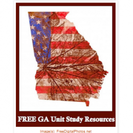 Georgia FREE Unit Study Resources