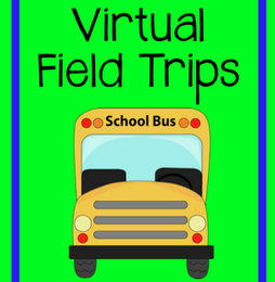FREE Virtual Field Trips and Travel Worksheets for Kids