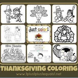 Thanksgiving Crafts For Kids. by edutechfield - issuu | 260x260